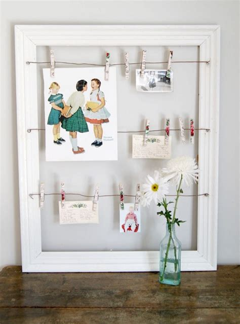 Bilderrahmen Verzieren Ideen by 17 Diy Decorating Ideas With Frames