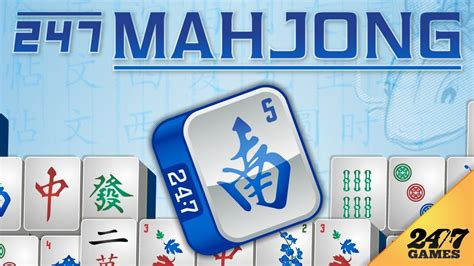 Download 247 Mahjong For Pc