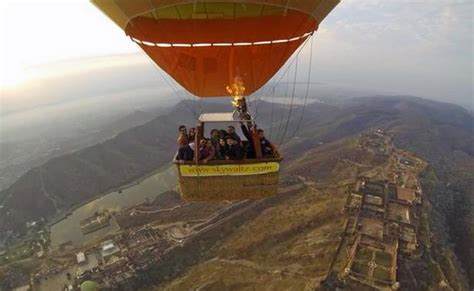 air balloon l air balloon safari in jaipur thrillophilia