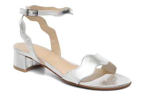 Perlato Plika (Silver) - Sandals chez Sarenza (177898)