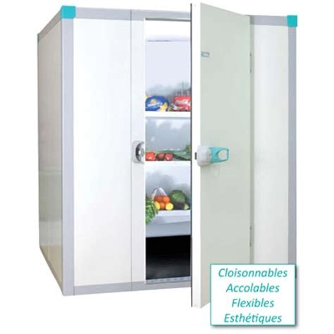 frigo chambre froide destockage noz industrie alimentaire