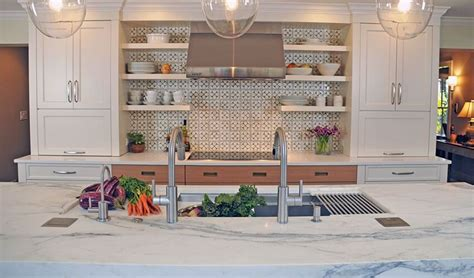 Kitchen Countertop Pop Up Electrical Outlets