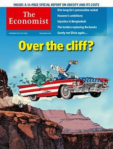 Chaffeys blogg: The fiscal cliff