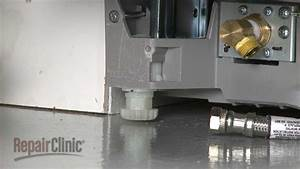 Lg Dishwasher Leveling Leg Replacement  Agm72461901
