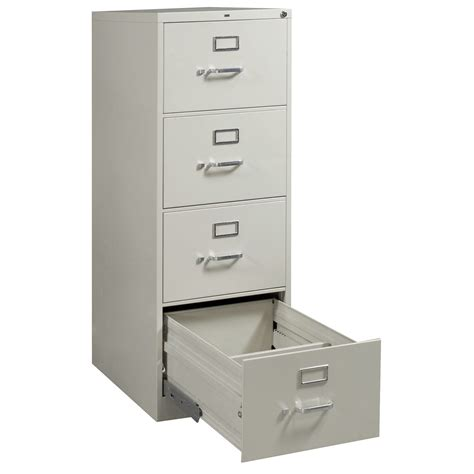 hon 4 drawer lateral file cabinet used hon used 4 drawer size vertical file light gray