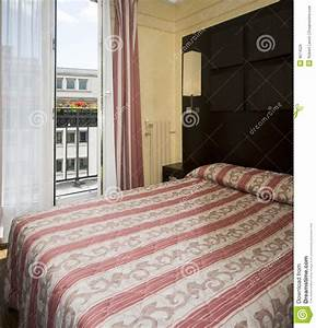 Two Star Hotel Room Paris France Royalty Free Stock Images ...