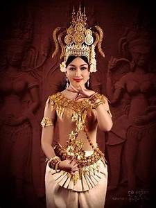 41 best นางอัปสร images on Pinterest | Angkor wat, Dancers ...