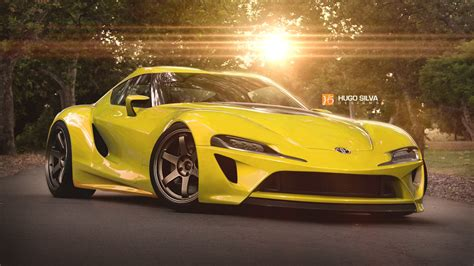 Pics Photos Toyota Ft 1 Concept The New Supra 2017