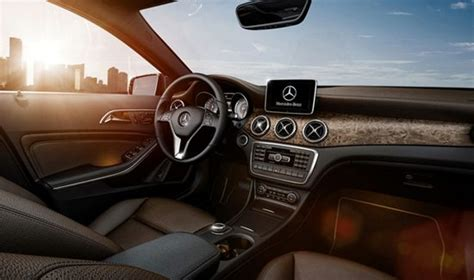 mercedes benz gla redesign   reviews