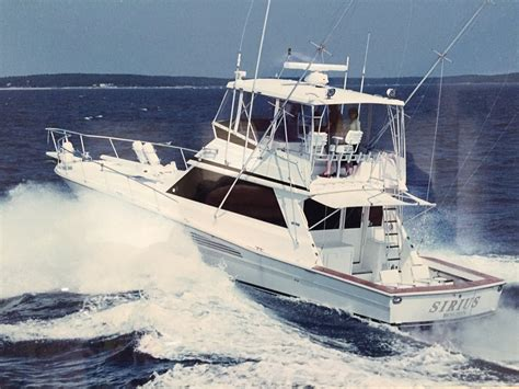 Viking Boats Used by 48 Viking Yachts 1989 For Sale In Cape Cod Massachusetts