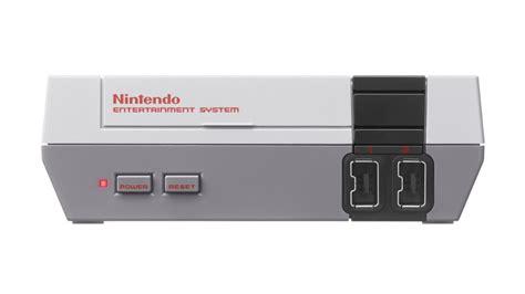 nintendo entertainment system console nintendo classic mini nintendo entertainment system