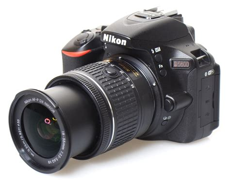 Nikon D5600 Dslr Review