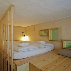 Podest Bett : Podestbett Bauen Praktische Lösung Fürs Moderne ...
