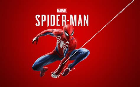 Spider Man 2018 Ps4 Game, Hd 4k Wallpaper