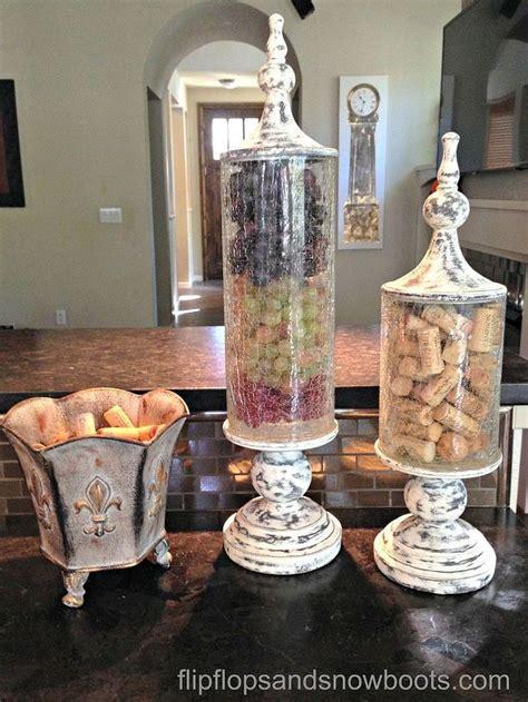 20+ Beaut Kitchen Decor Vases