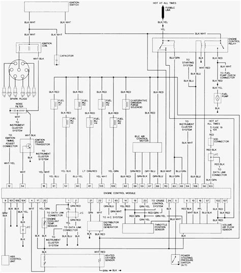 pajero wiring diagram pdf electrical website kanri info