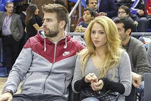 Over? Gerard Pique and Shakira reportedly split. | Busy ...