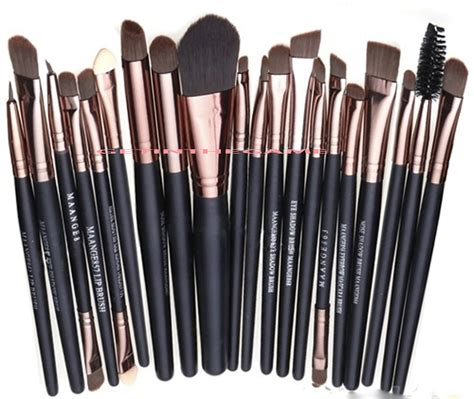 pcs makeup brushes kit set powder foundation eyeshadow