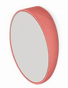 Spiegel Zum Hinstellen : odilon small spiegel 25 cm korallrot by hart made ~ Michelbontemps.com Haus und Dekorationen