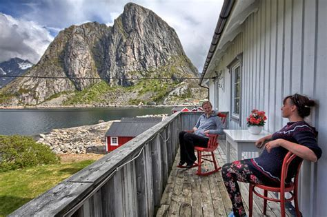 Eliassen Rorbuer   Lofoten, Norway Reviews   Hostelz.com