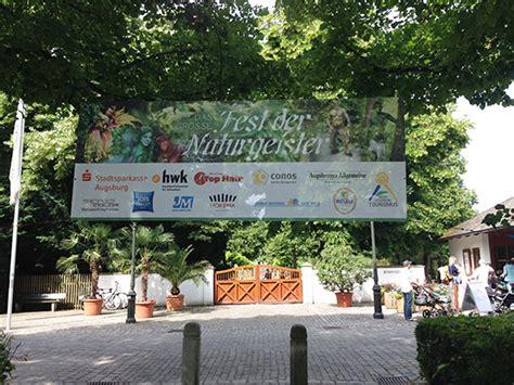 Botanischer Garten Augsburg Familienkarte by Das Grosse Der Naturgeister Beas Gedankensprudler