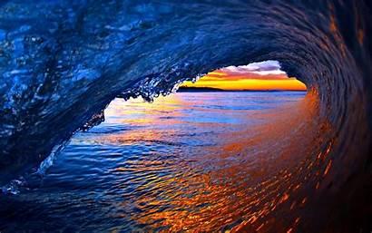 Waves Wave Ocean Desktop Water Pixelstalk