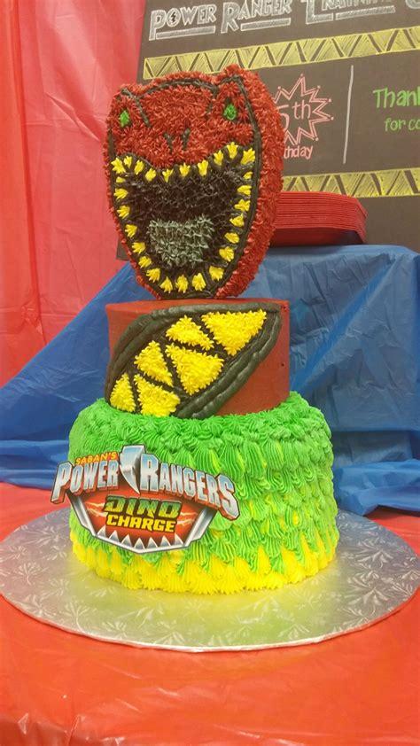 power ranger dino charge cakecentralcom