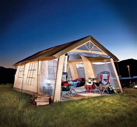 giant house shaped tent   front porch fits  people