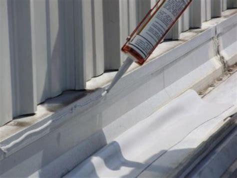 caulk  sealant guide metal construction news