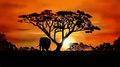 Africa Background Desktop Wallpapers African Backgrounds Landscape