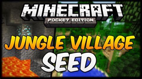 [0.10.0] Jungle Village Seed W/ 6 Diamonds