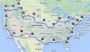 """Cross Country Motorcycle road trip!!! 