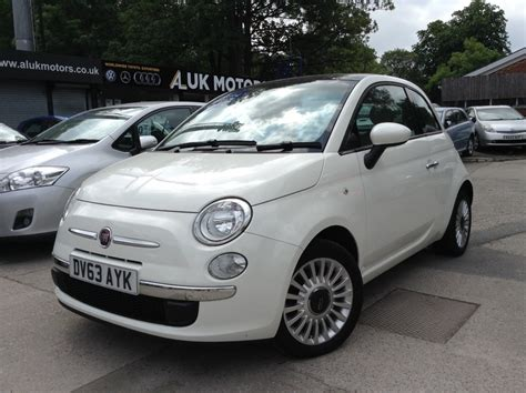 Fiat Insurance by Fiat 500 Insurance Friendly Later Specification