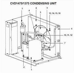 Manitowoc Cvd1475 Remote Condenser Parts Diagram