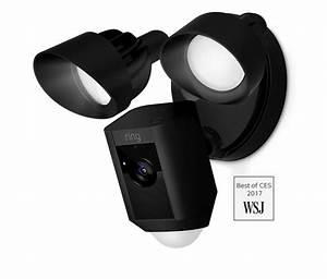 Flood light security camera bocawebcam