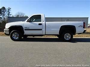 2005 Chevrolet Silverado 2500 Hd Work Duramax Diesel