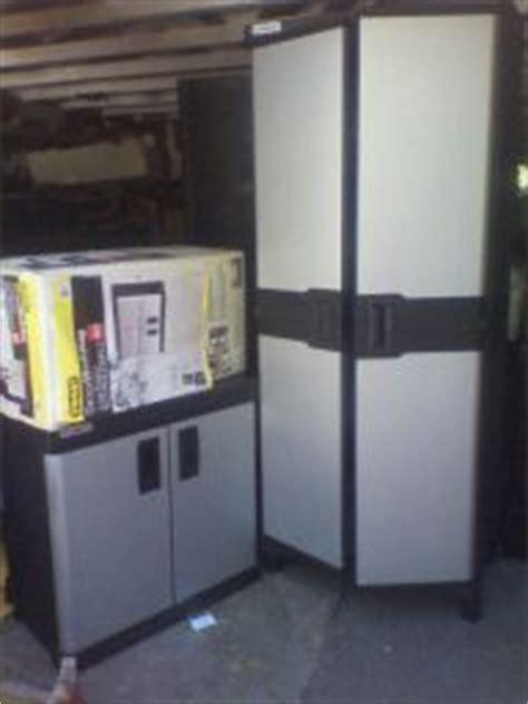 Stanley Plastic Garage Storage Cabinets by Stanley Garage Storage Cabinets Uk Cabinets Matttroy