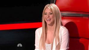 Shakira Photos Photos - The Voice Season 4 Episode 21 - Zimbio