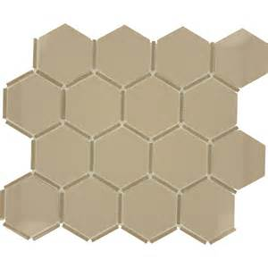 u s ceramic city hexagon brown glossy and polished porcelain tile 18d603