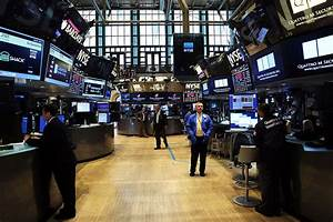 Mobile Apps For Business Nyse Told Major Outage In 2015 May Have Broken Securities