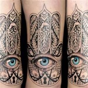 Hamsa Hand Tattoo Color | www.pixshark.com - Images ...