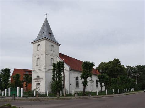 Mantojums | Daugavgrīvas Baltā luterāņu baznīca