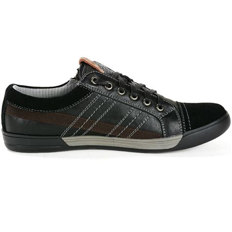 mens comfort shoes alpine swiss valon mens fashion sneakers low top dress or