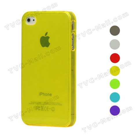 iphone 4 cheap cheap for iphone 4 4s cover transparent tvc