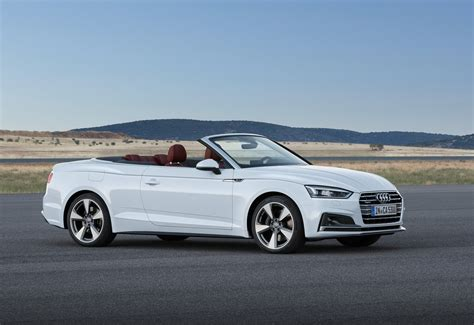 Audi Vorsprung 2020 by Audi S New 2018 A5 Cabriolet Is Predictably Familiar