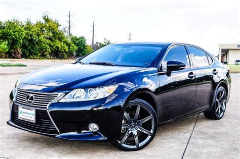 2015 lexus es 350 w luxury package navigation heated