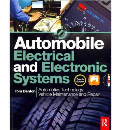 automobile electrical and electronic systems sagin workshop car manuals repair books