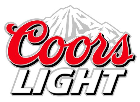 what of is coors light pin coors light logo on