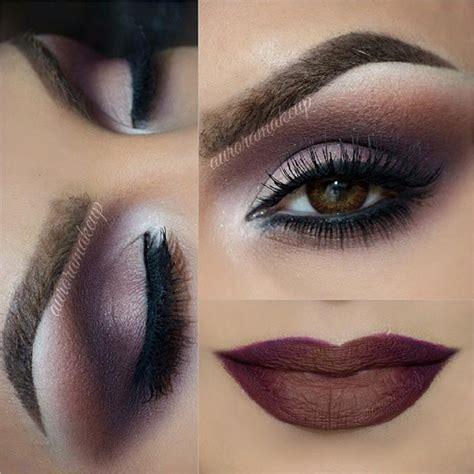Дневной макияж для карих глаз особенности мейкапа пошаговая инструкция по нанесению