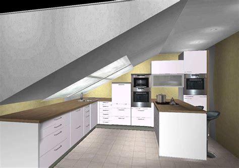 In Der Dachschräge by K 252 Che Mit Dachschr 228 Ge Watersoftnerguide